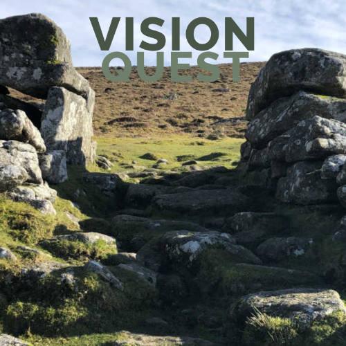 Vision Quest UK in Dartmoor